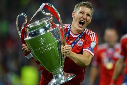 Germany's Bastian Schweinsteiger resigns from national squad