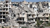 Syria conflict: 'Families leave' besieged Aleppo
