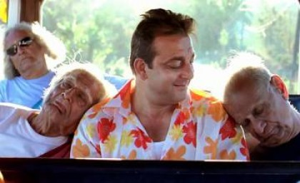 'Munnabhai 3' to release in 2018, says Sanjay Dutt