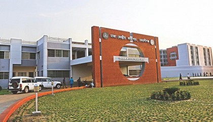 Dhaka Central Jail relocation completes