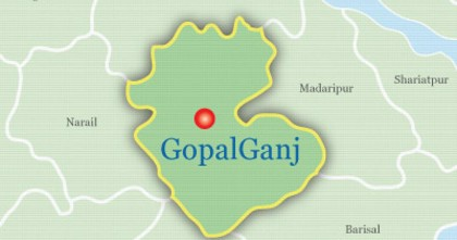 Man held for 'violating niece' in Gopalganj