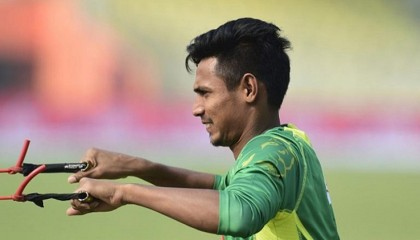 Plan on Mustafiz's neck surgery to be fixed on Sunday