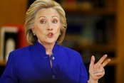 Hillary Clinton says her economic plan would create 10 million jobs