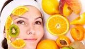 Natural homemade fruit facial for glowing skin