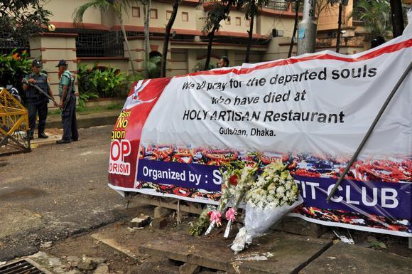 Dhaka terror fears threaten Bangladesh's exports, remittances