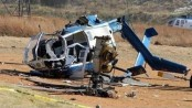 Russian helicopter shot down in Syria, killing 5