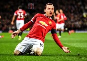 Ibrahimovic takes just 190 seconds to make mark for Manchester United