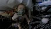 Syrian city 'attacked with chlorine gas'