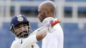 India vs West Indies: Visitors in control after Ajinkya Rahane ton on Day 3