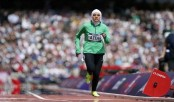 Saudi female runner breaks barriers in Rio Olympics