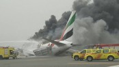 Emirates plane crash-lands at Dubai airport, passengers safe