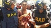 Sholakia suspect and detainee Shafiul among two killed in 'gunfight' with Rab