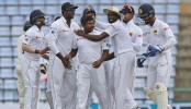 Herath takes hat-trick as Australia collapse for 106