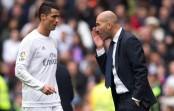 Real Madrid boss Zinedine Zidane urges patience with Cristiano Ronaldo return