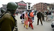 Curfew in Srinagar to prevent separatist march