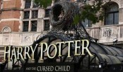 New Harry Potter book breaks sales record in Australia