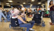 Nearly 200 Mexicans stuck at Madrid airport for days