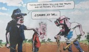 'Racist' cartoon sparks Australia debate
