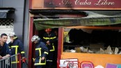 Bar fire kills 13 at birthday party in France