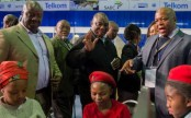 South Africa's ruling party suffers biggest election setback