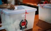 9 municipalities' election on Sunday
