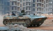 Syrian rebels storm Aleppo base