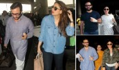 Can You See Kareena's Baby Bump in These Pictures?