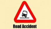 Road crash kills a man in Motijheel