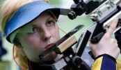 Rio Olympics 2016: US shooter Thrasher claims first gold