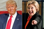 Hillary Clinton widens lead over Donald Trump to 8 points: Poll
