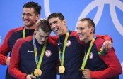 Rio Olympics 2016: Michael Phelps wins 19th Olympic gold