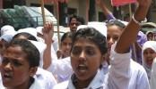 Doctors, nurses protest terrorism, militancy
