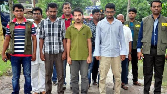 3 'Hizb-ut Tahrir men' surrender in Jessore
