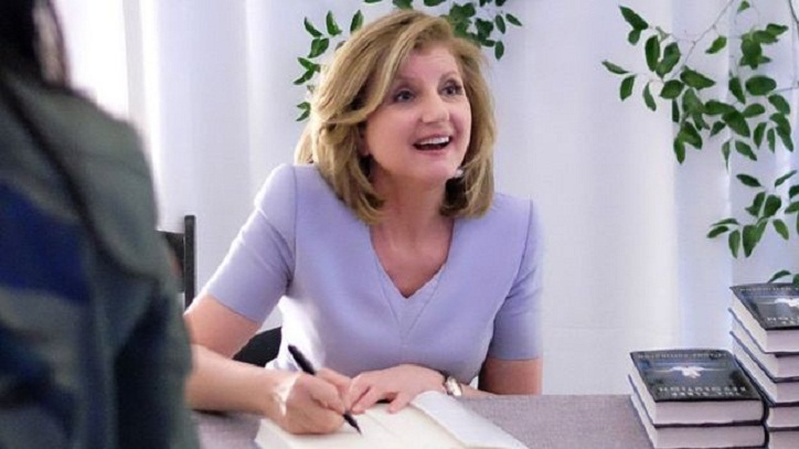 Huffington Post founder Arianna Huffington to step down