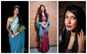 Lamiya becomes first runner up in Miss Bangladesh USA competition