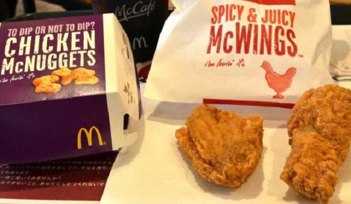 McDonald's pressured to serve up global antibiotics ban