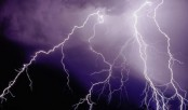 Couple killed by lightning strike