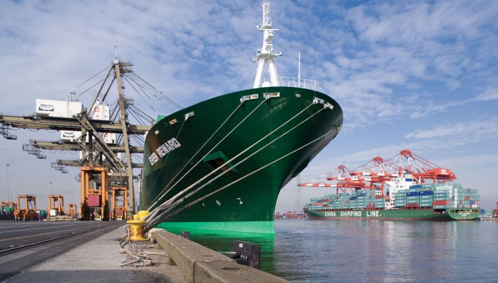 Steady exports, trade deficit lowest in 6 years