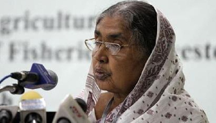 Govt will go for GMO in agriculture, says minister Matia Chowdhury