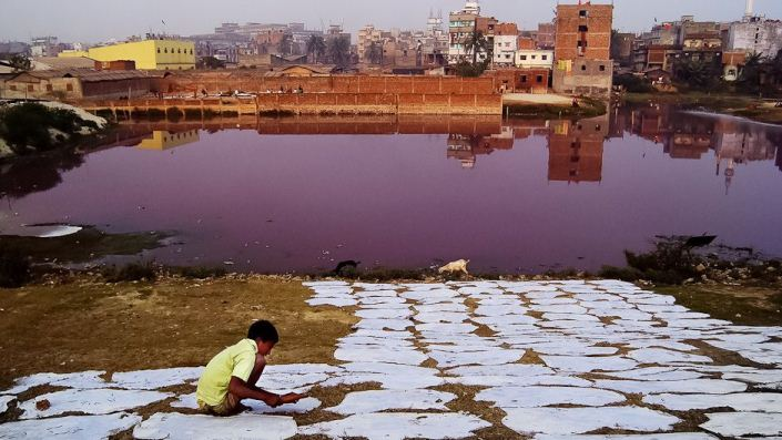 Tanners pay Tk 55.9 lakh in compensation to polluting river