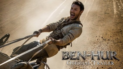 'Ben-Hur' left in the dust at American box office