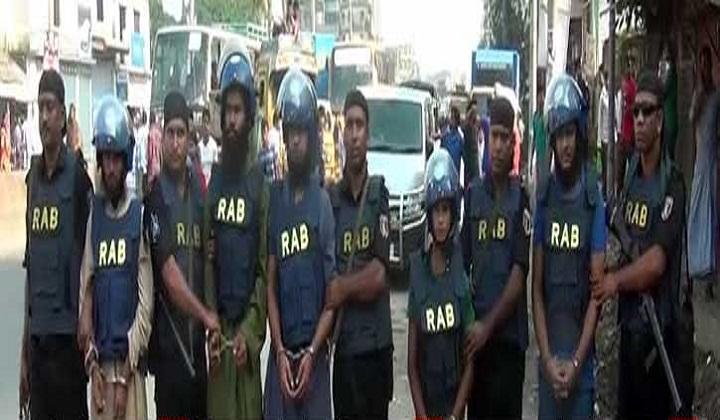 5 JMB men held in Gazipur