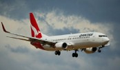 Qantas airline soars to record profit