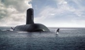 Massive data leak hits French submarine company