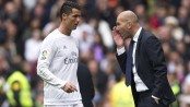 Ronaldo hails Zidane impact on Real Madrid