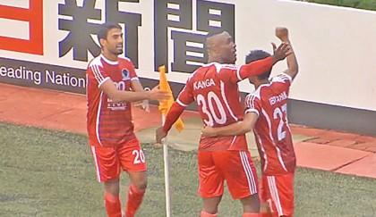 Sheikh Russel taste draw in their AFC Cup opener