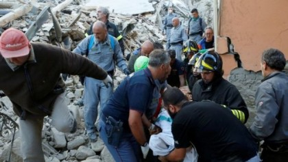 Deadly earthquake leaves at least 37 dead and 150 missing in Italy