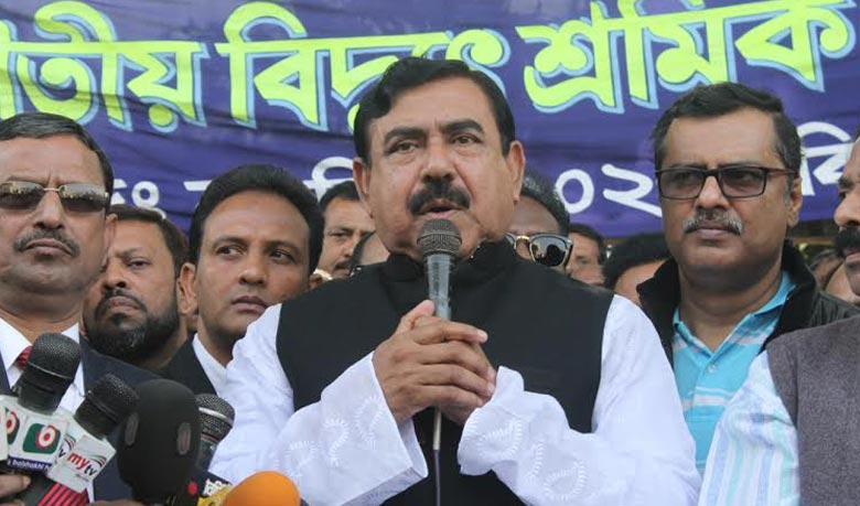Patrons, financers of militants be traced out: Shajahan Khan