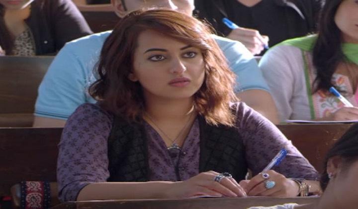 I went through ragging in college: Sonakshi Sinha