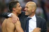 Zinedine Zidane reason behind my best season: Cristiano Ronaldo